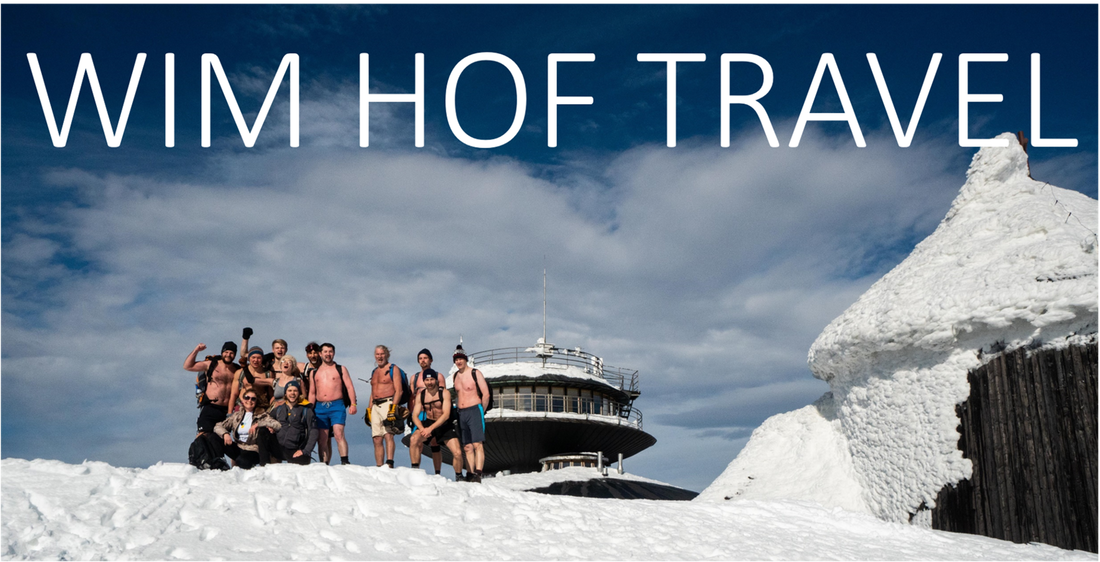 Wim Hof Travel